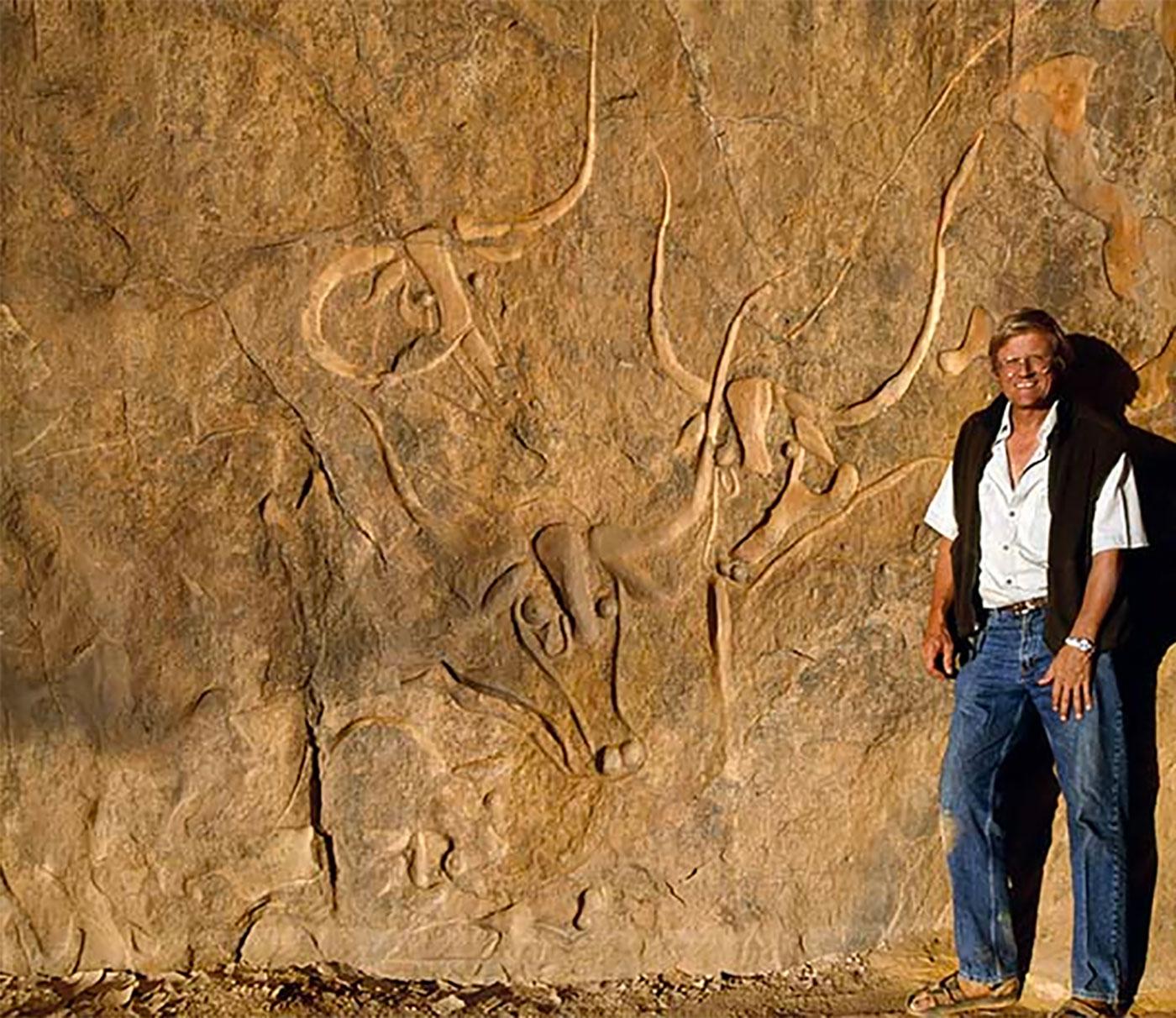 David Coulson,Crying Cows,Algerian Sahara
