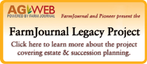 Click to learn more about the FarmJournal Legacy Project covering estate & succession planning