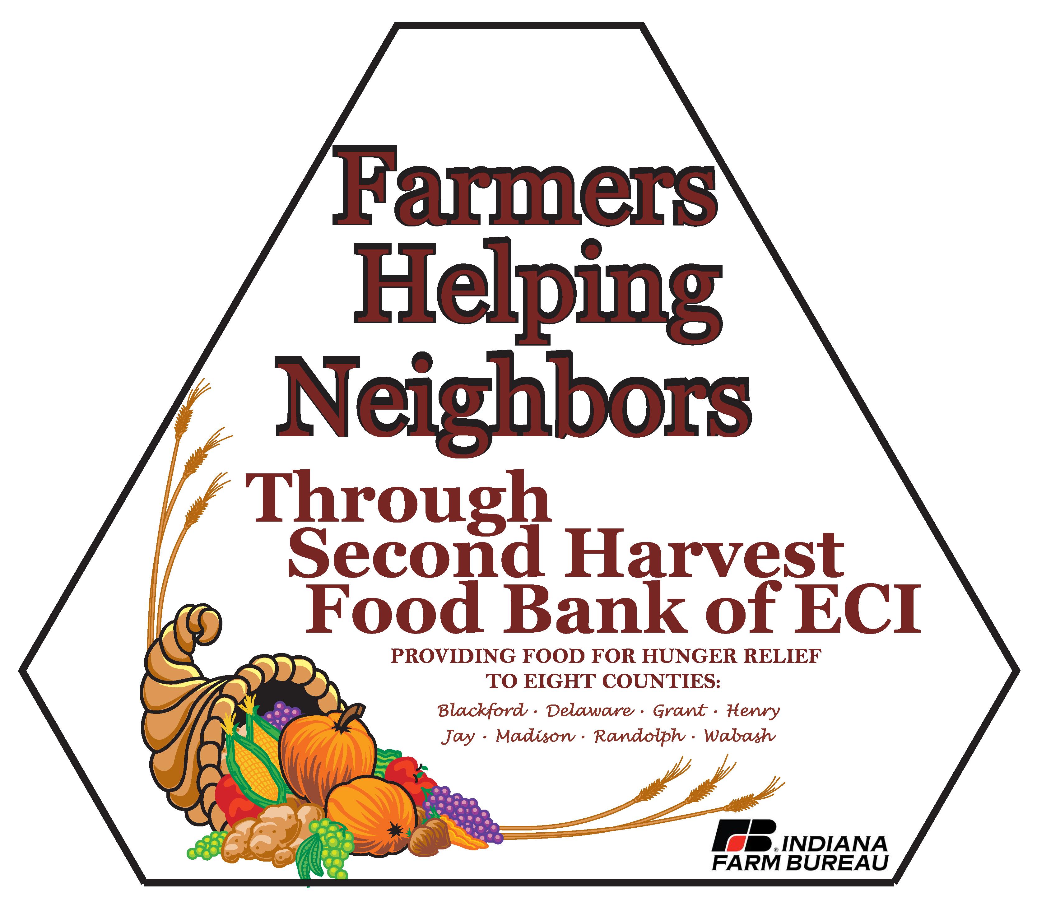 2nd Harvest Sign