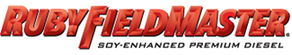 Cenex Ruby Fieldmaster off-road diesel logo