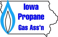 Iowa Propane Gas Association Logo