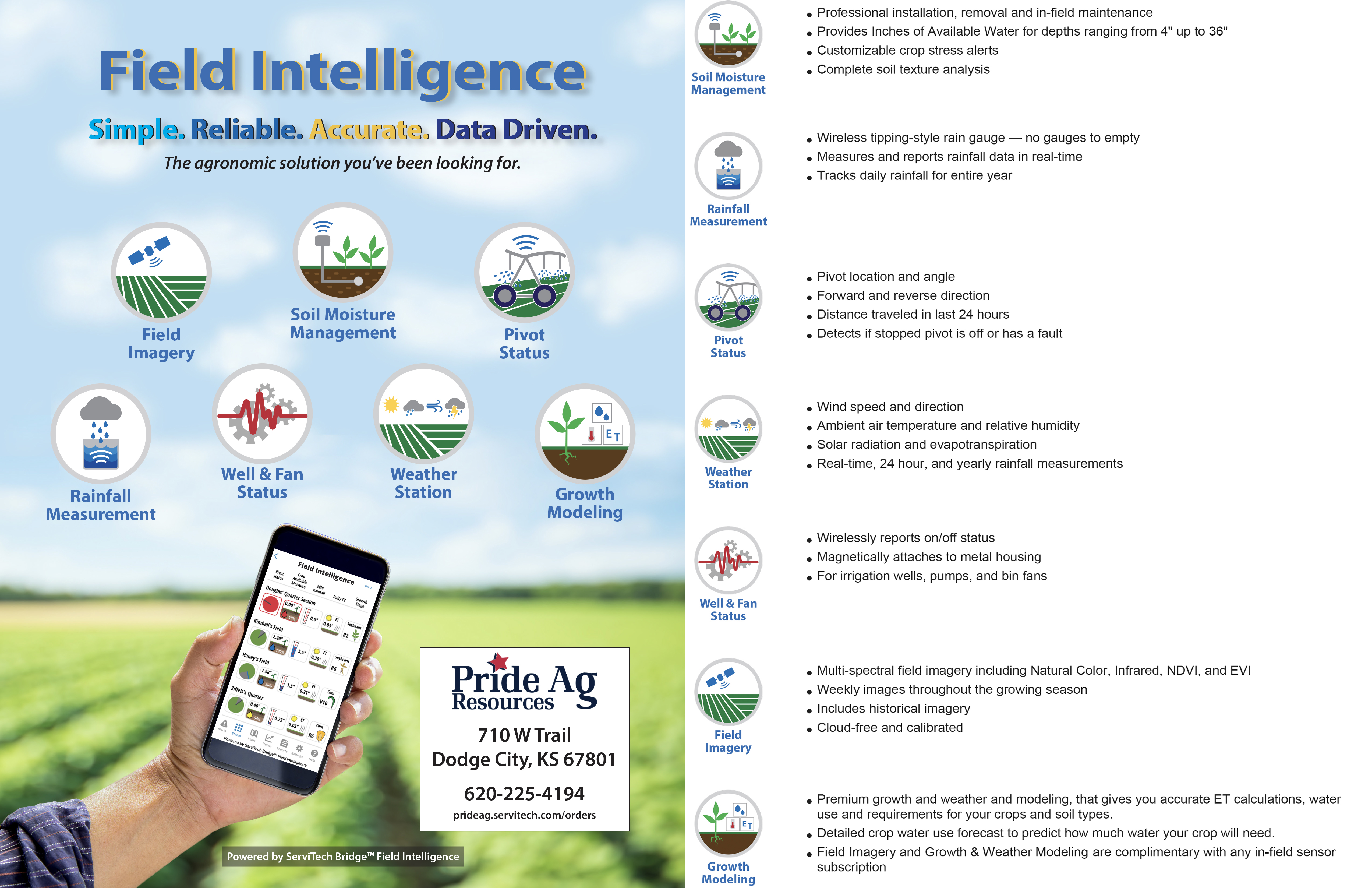 Pride Ag Resources - Field Management