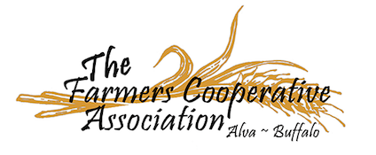 The Farmers Co-operative Association - Alva, OK