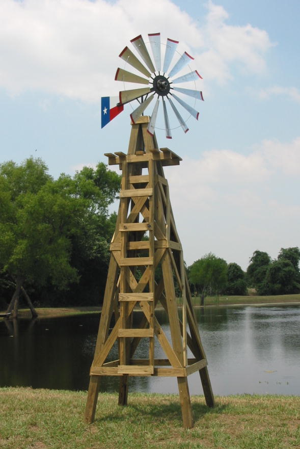 Windmill Tower  Building Plans