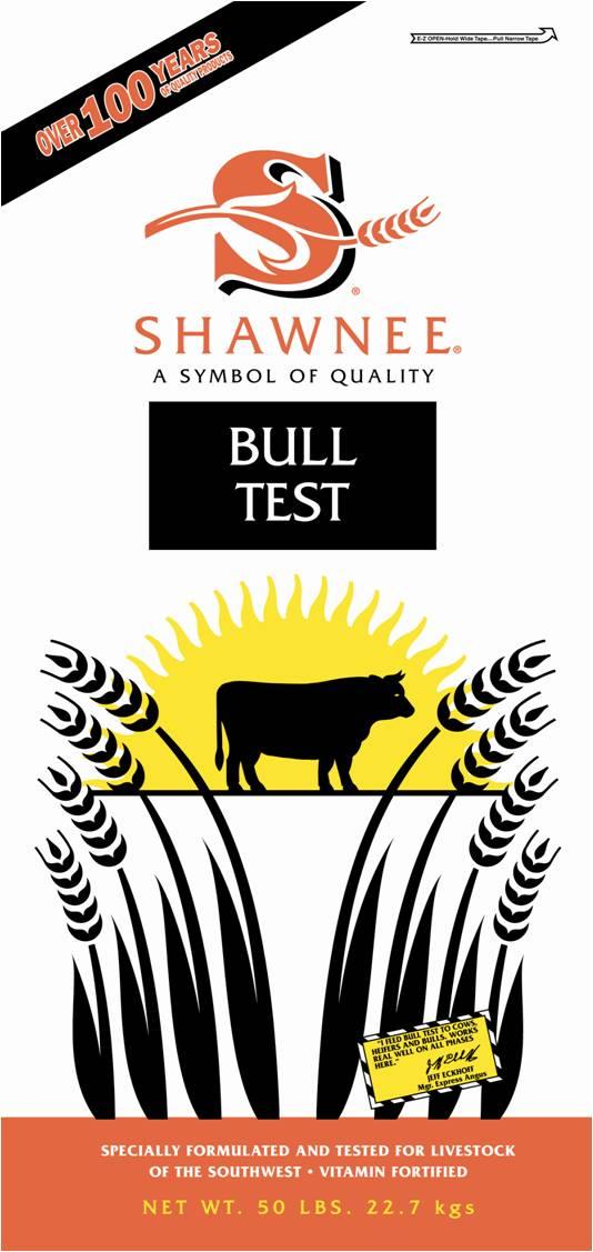 Shawnee Feed Index Products Livestock Feed