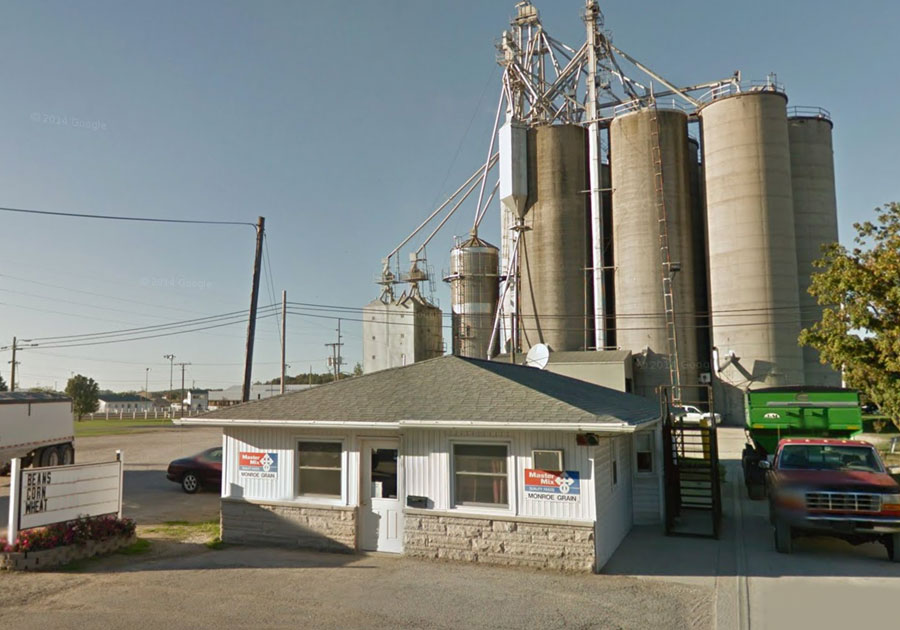Kalmbach Feeds - Locations: Monroe Feed and Grain