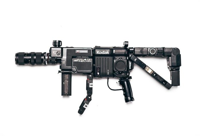 Dept of Ideas: Faux Weapons from Photo Gear Hit the Mark