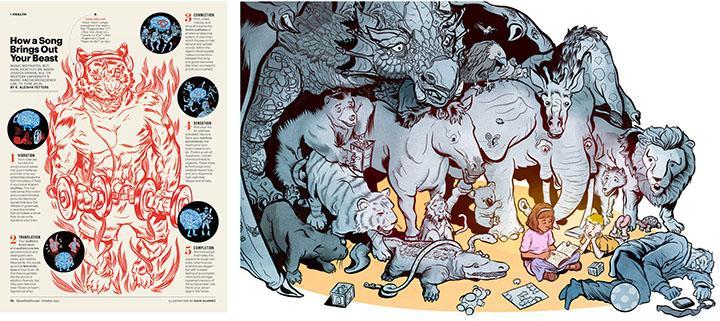 AI-AP | Profiles » Illustrator Profile - Rafael Alvarez: