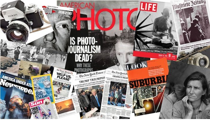AI-AP | Pro Photo Daily » State of the Art: Is Photojournalism Mature, Or Just Old?