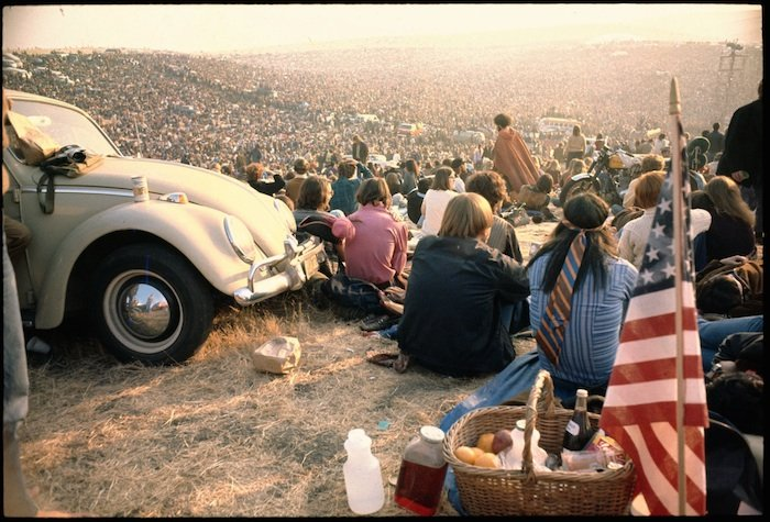 Books: Bill Owens at Altamont, When Rock Let It Bleed