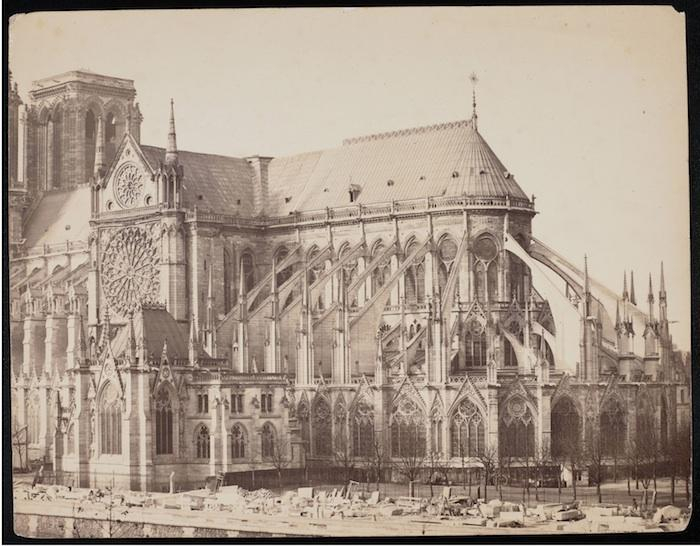 See It Now: Notre Dame, Past, Present and Future, In Photos