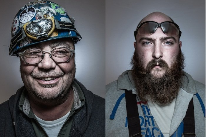 AI-AP | Pro Photo Daily » Spotlight: Heather Perry Documents Her Neighbors at the Bath Iron Works