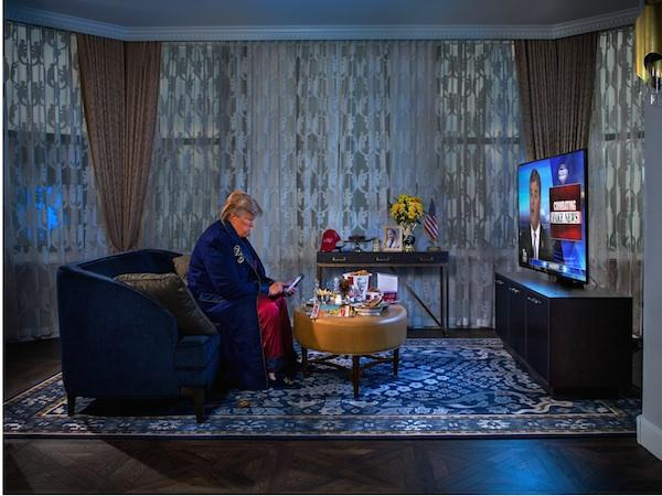 AI-AP | Pro Photo Daily » Spotlight: Dina Goldstein Examines America Through Its Presidential Icons