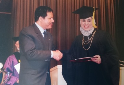 Inspiring Youth: A Personal Tribute to Ahmed Zewail