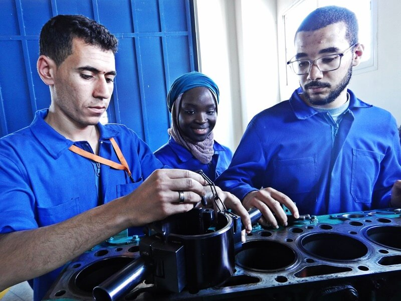 growing need for vocational education Growing demand for vocational training in vietnam 24 may 2016 short on time  here are the highlights: the latest statistics indicate a significant increase in.