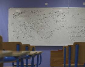 Many lectures have been halted at some Tunisian universities due to the lack of professors. (Photo: Ezzeldeen Al-Natour)