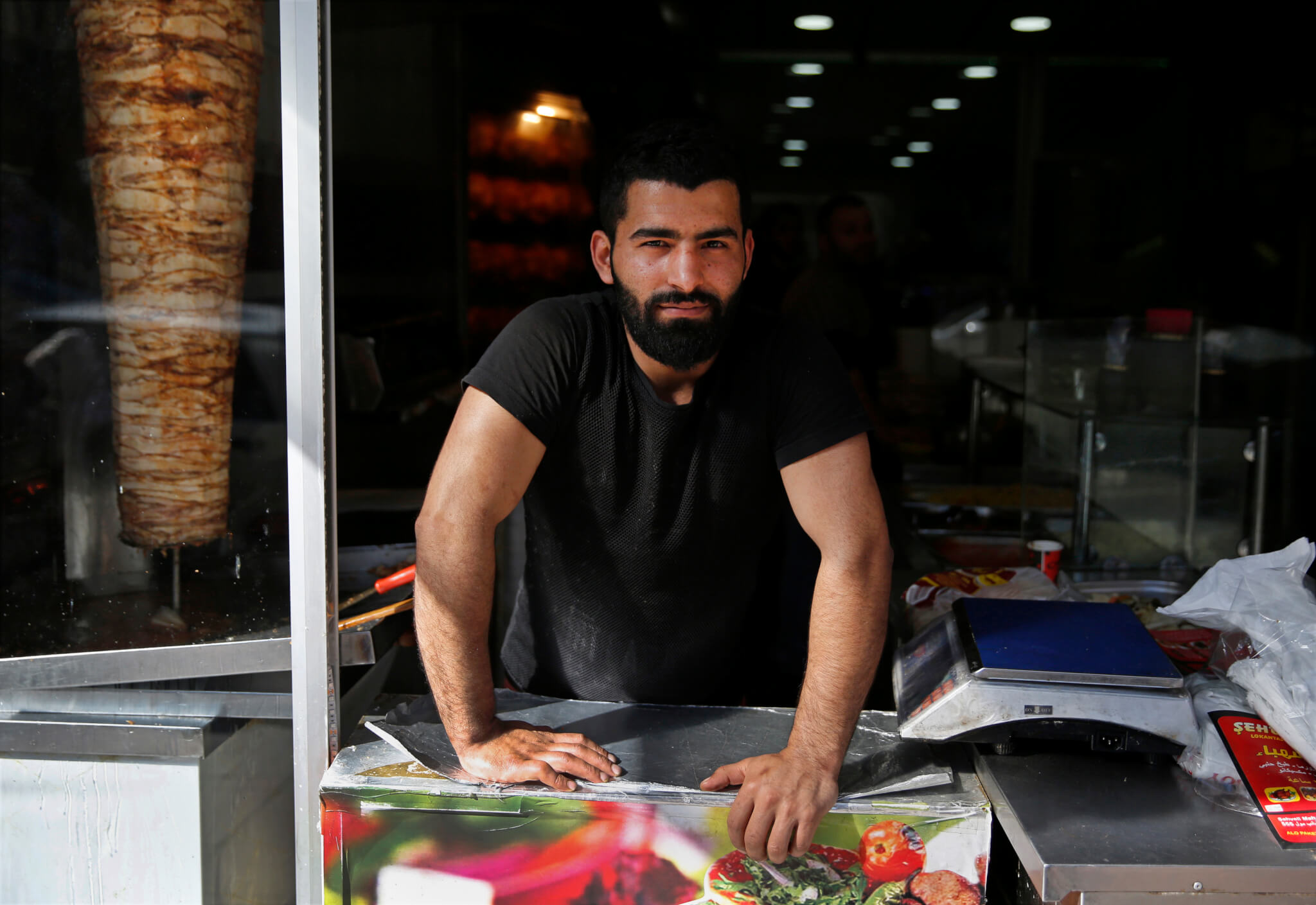 Syrian Refugees Are Often Steered Into Illegal Jobs - Al