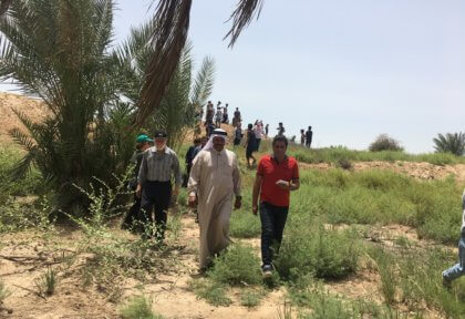 Hopeful Vision Rises from An Ancient Iraqi Site