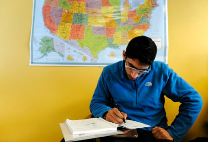 Fewer Arab Students Head for the United States