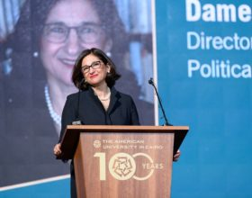 A University Leader Inspires Other Working Arab Women
