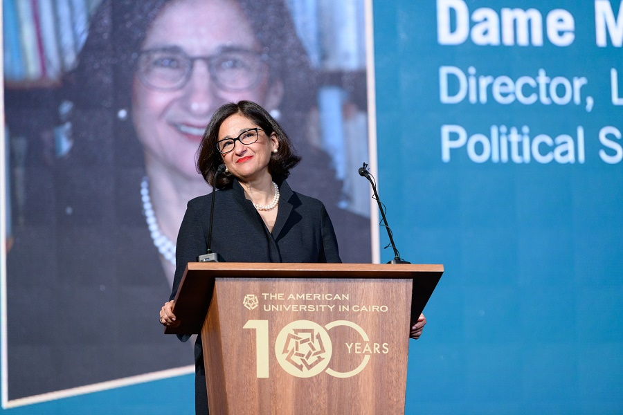Nemat Shafik, a university leader who inspire Arab women