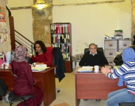 Palestinian Law Students Get Practical Experience in Human Rights Work