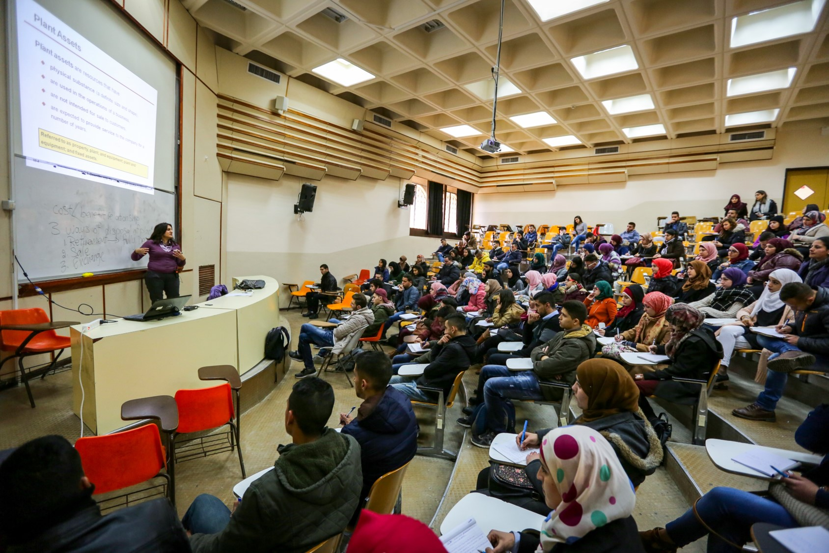 Palestinian Universities Say Israeli Restrictions Force