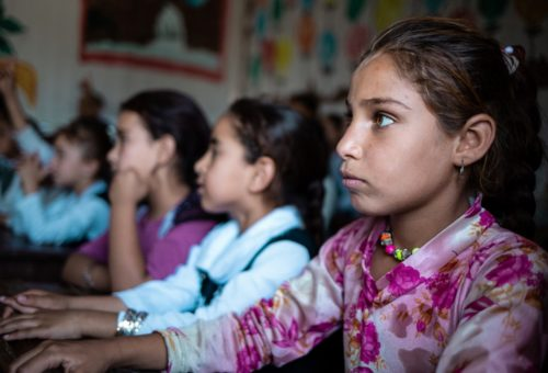 Iraq's Education Crisis: 2.5 Million Children Are at Risk, Group Warns