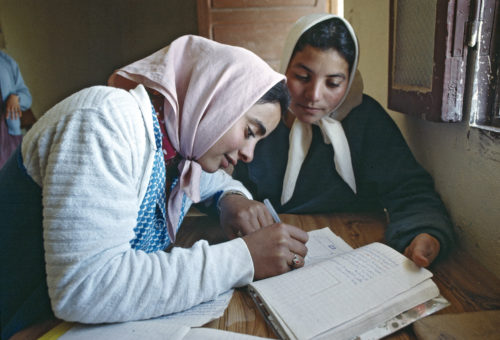 Arab Adult Education Is Not Accessible for Many