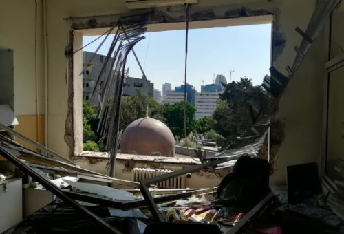 Beirut's Damaged Libraries Try to Continue Fulfilling Their Civic Mission
