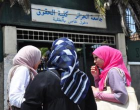 admission requirements in Algerian universities