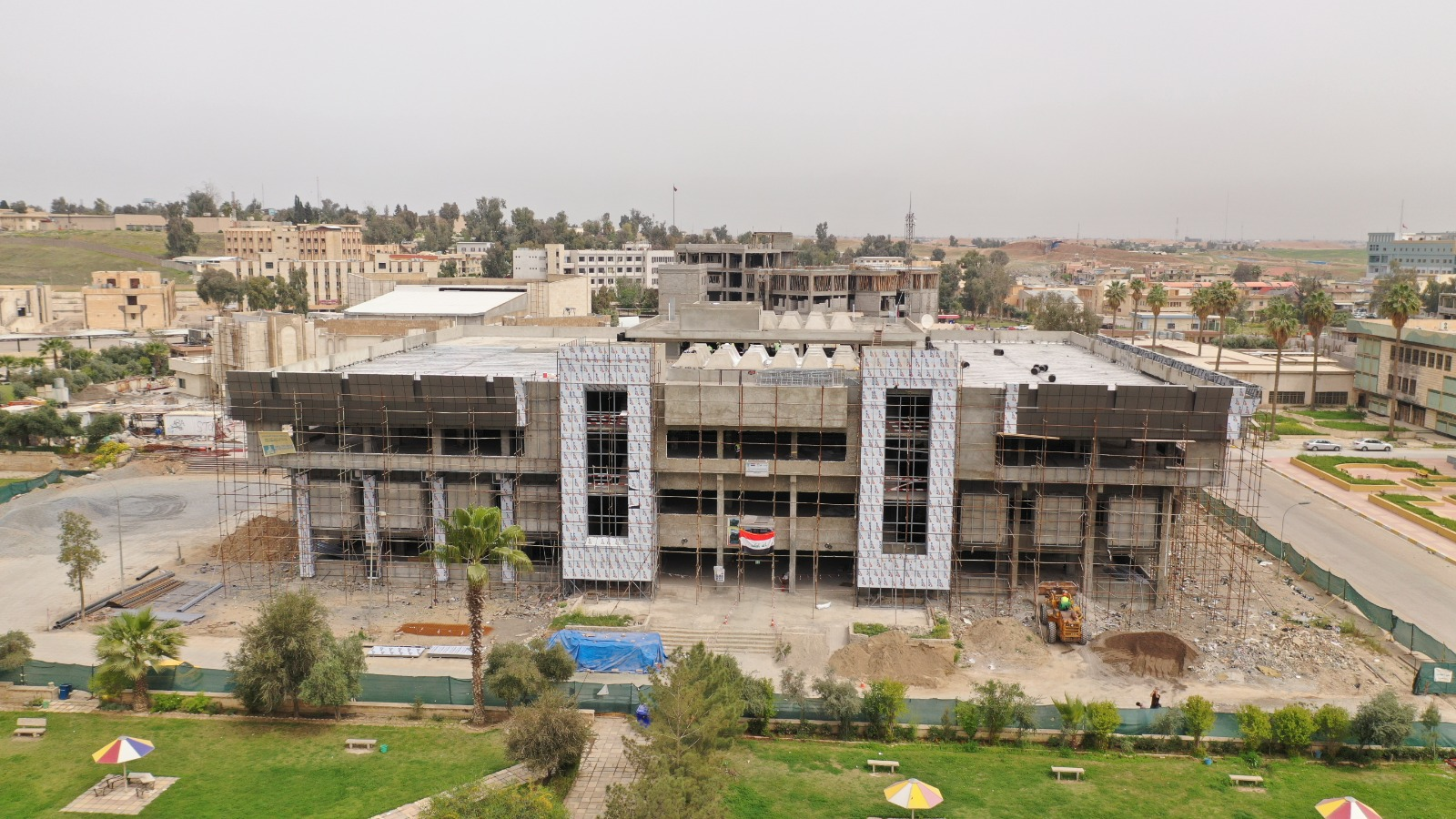 University of Mosul Library – main