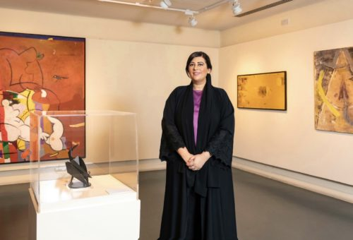 Manal Ataya: Director of Sharjah's Museums Embraces an Educational Role