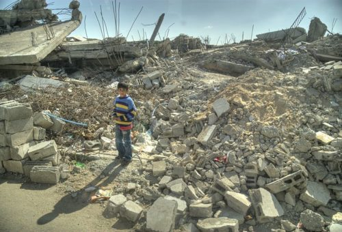 Palestinian Education Is ImpededUnder Protracted Conflict With Israel