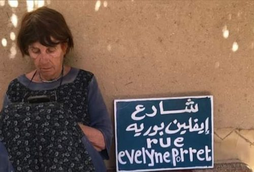 Egyptians Mourn Evelyne Porret, the Pottery Lady Who Changed a Village