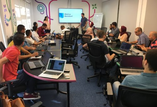A Bootcamp in Jordan Helps Young Refugees Find Careers in IT