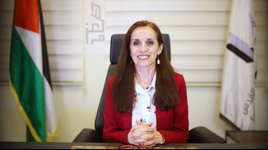Nadia Habash: First Woman to head the Palestinian Engineers Association