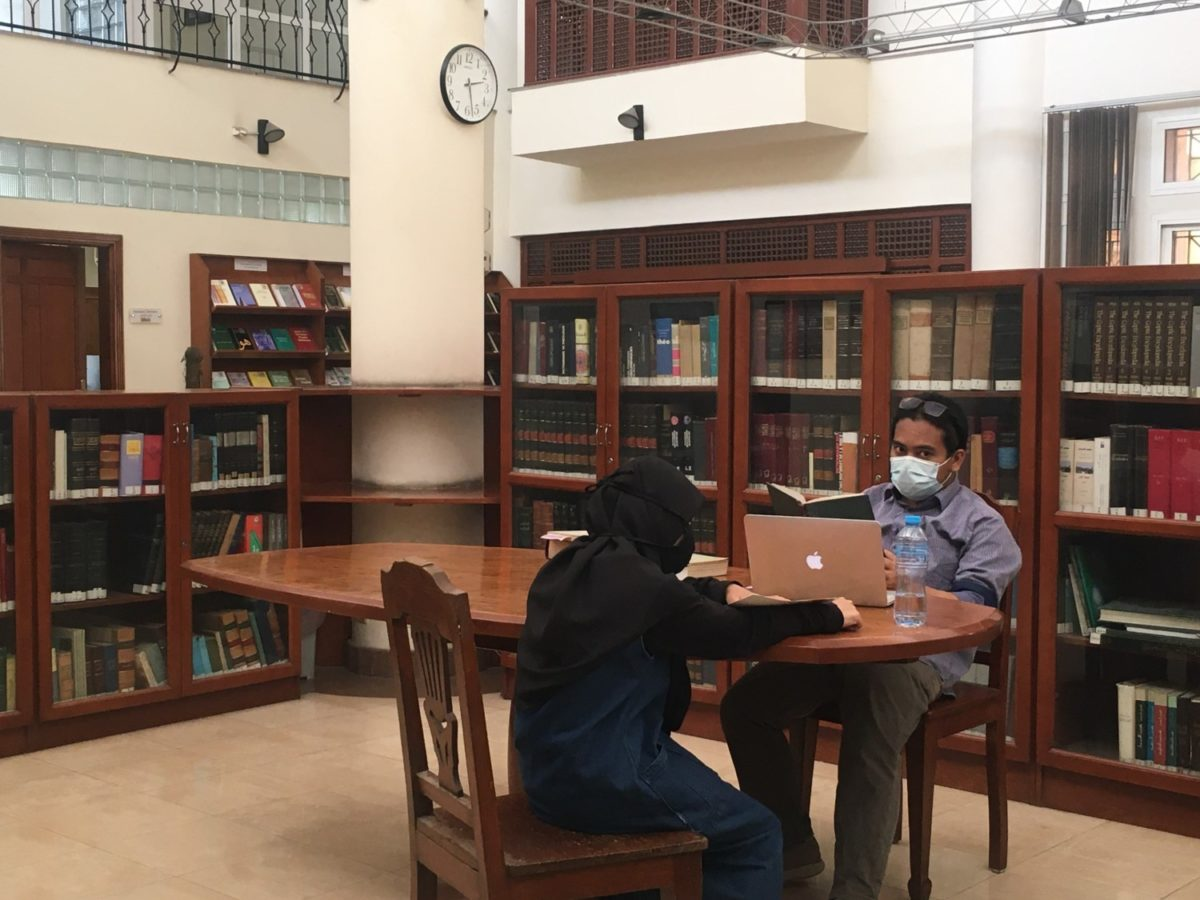 Dominican institute Library in Cairo: Destination for Researchers of Islamic Heritage