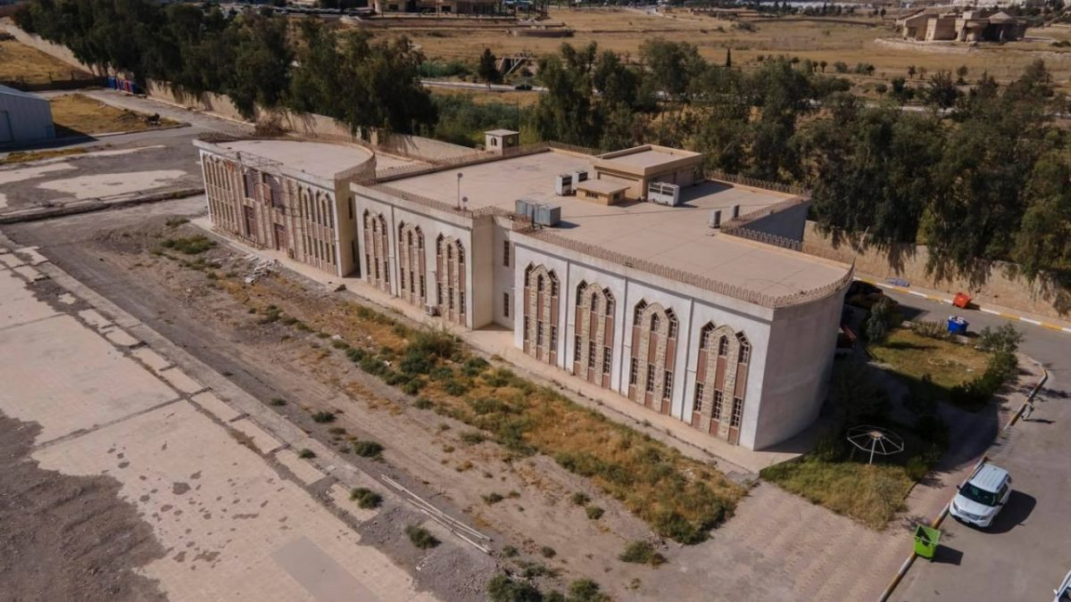 University of Mosul Rebuilds a Campus Razed by War