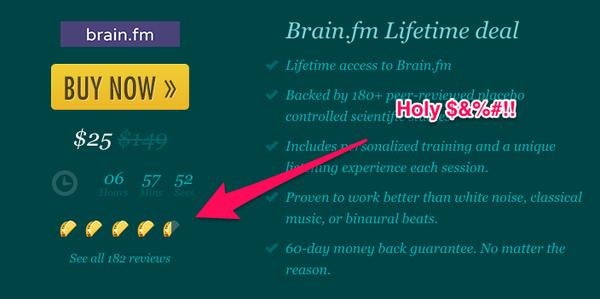 Get Brain.FM lifetime access now!