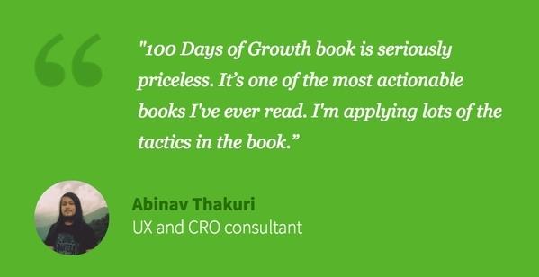 100 Days of Growth eBook