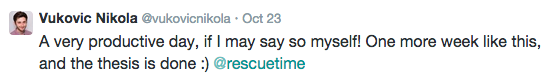 Wow, people are obsessed with RescueTime