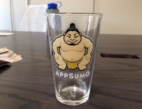 New AppSumo sticker