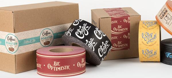 Get custom packaging tape for just $9