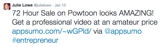 What people are saying about Powtoon