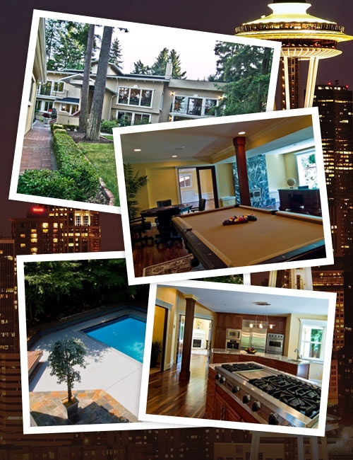 Seattle Mansion