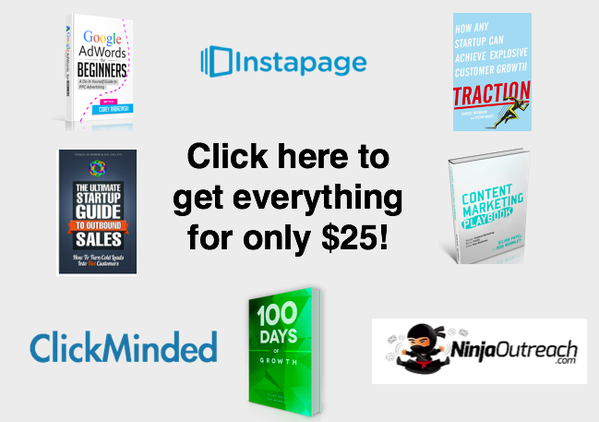 Get the full AppSumo Marketing Stack for only $25