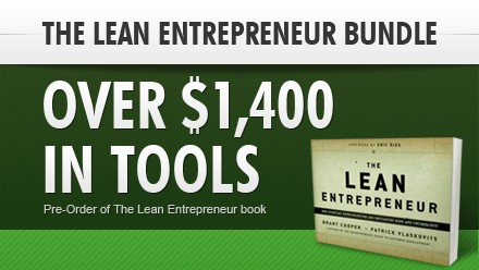 Lean Entrepreneur Bundle