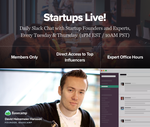 Lifetime Access to Startups.co