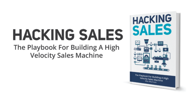 Get Hacking Sales for free today!